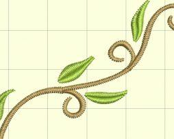 DEC025-دانلود طرح گلدوزی-فروش طرح های گلدوزی