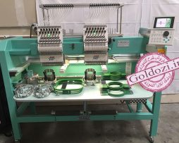 tmfx ii c1502 چرخ گلدوزی صنعتی تاجیما